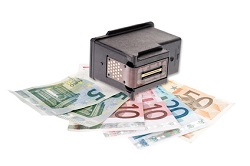 Tipps zum Druckertinte sparen